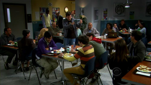The Big Bang Theory 3x09 - The Vengeance Formulation