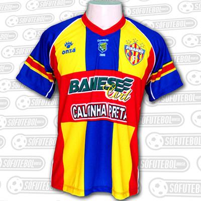 De Tudo um pouco....  Camisas de Times de Futebol mais feias do mundo 4eb8227f0888c